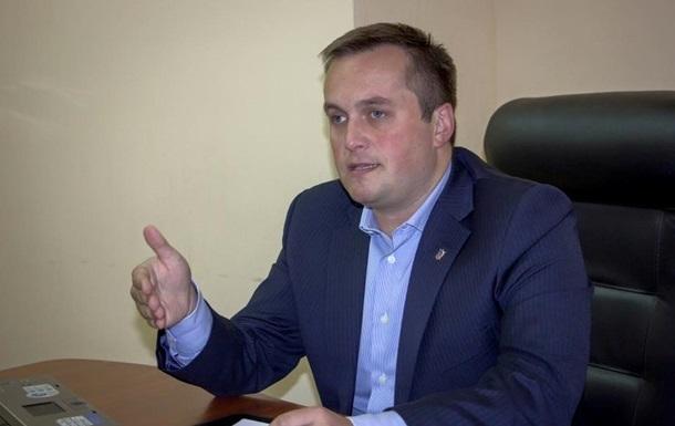 Порошенко сделал Холодницкого заслуженным юристом Украины