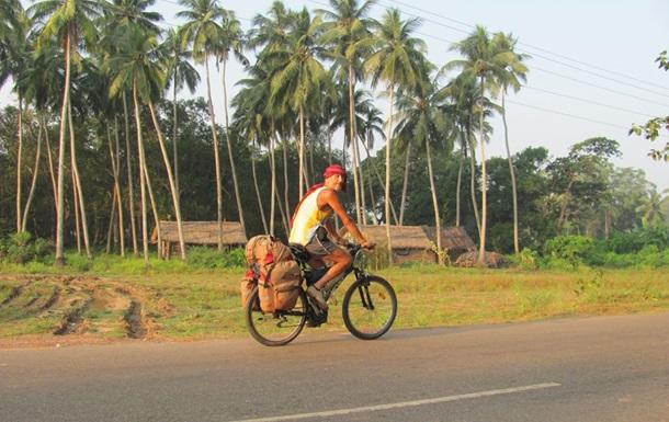 Запорожец объехал на велосипеде всю Латинскую Америку