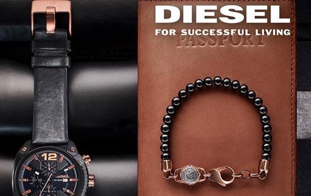 Новая осенняя коллекция от Diesel – инновации и тренды