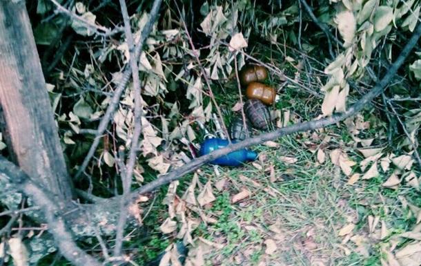 У Запоріжжі біля школи знайшли гранати