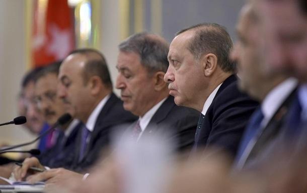 Ердоган: Туреччина не визнає захоплення Криму РФ