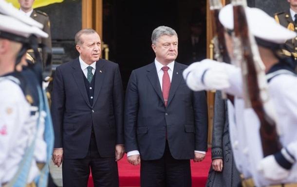 Турция и Украина увеличат товарооборот до $10 млрд