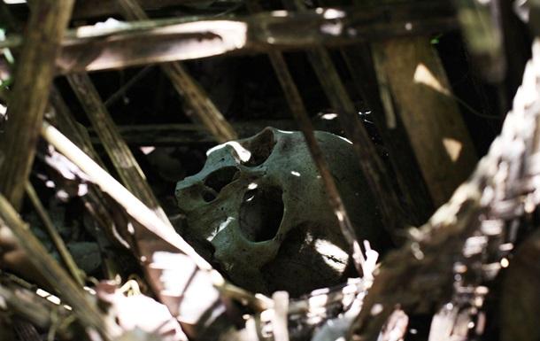 У Рівненській області знайшли останки, які можуть належати знаті