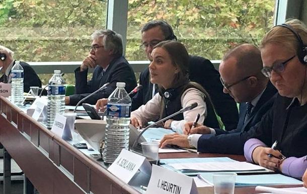 Нардеп Сотник очолила юридичний комітет ПАРЄ