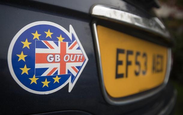 Великобританія може вийти з ЄС без договору з Брюсселем