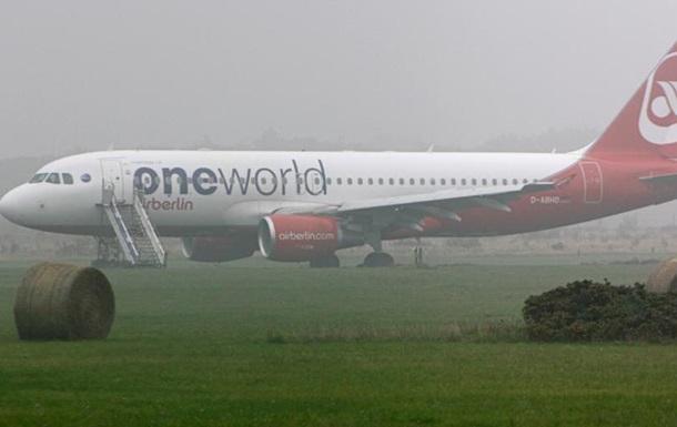 Air Berlin припинить літати наприкінці жовтня