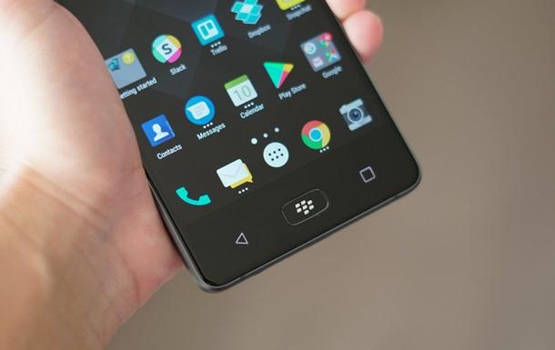 Безклавіатурний  BlackBerry Motion представили офіційно