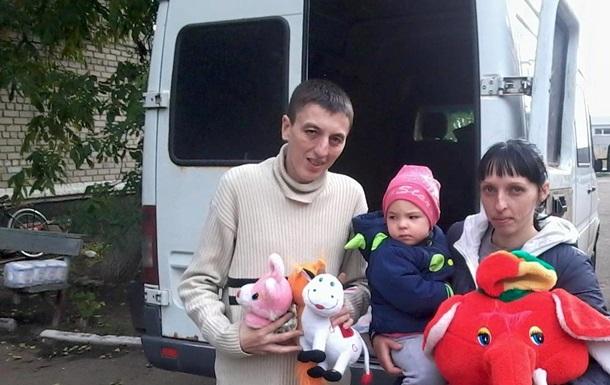 До Марьянке,Красного́ровке доставили гуманітарну допомогу з Дніпра