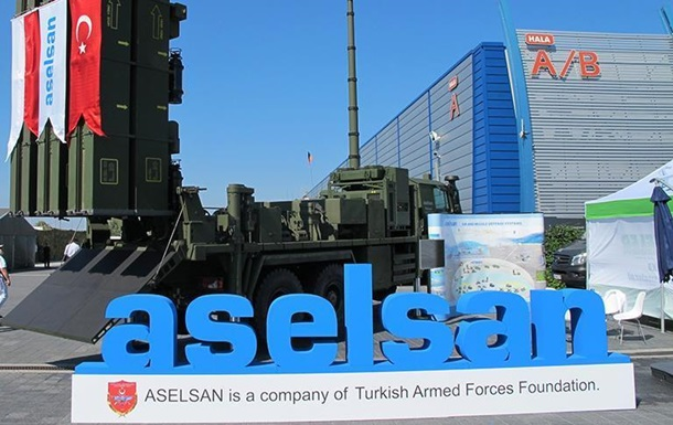 Україна закупить у Туреччини системи зв язку