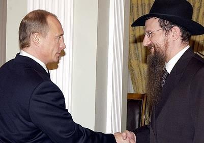 Кремлівський равин Криму