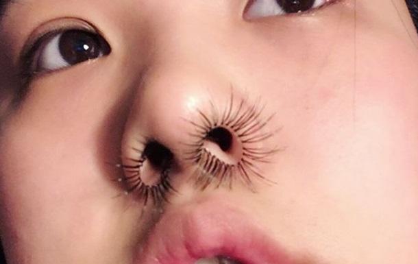 Волосся в носі: Мережа показала новий б юті-тренд