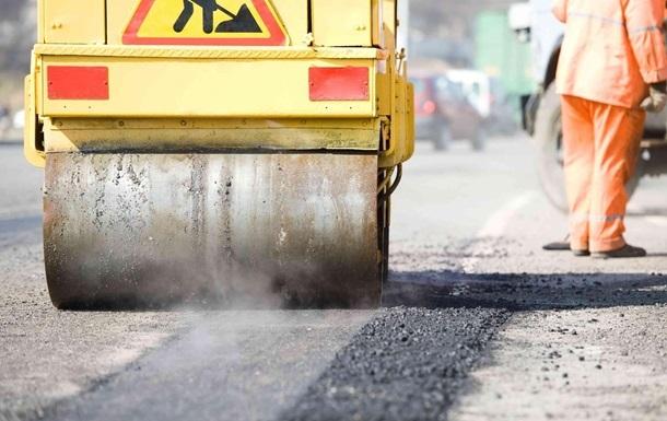Китайская компания отремонтирует в Украине две дороги