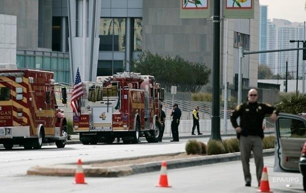 Стрілянина у Вегасі: нова версія поліції