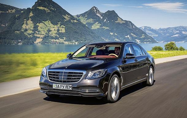 Майстерний маг. Тест-драйв нового Mercedes S-Класу