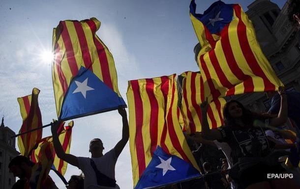 Італія не визнала заяву глави Каталонії про незалежність