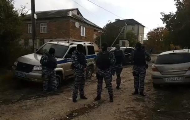 У Бахчисараї тривають обшуки у кримських татар