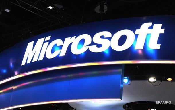 Microsoft торгує з РФ в обхід санкцій - ЗМІ