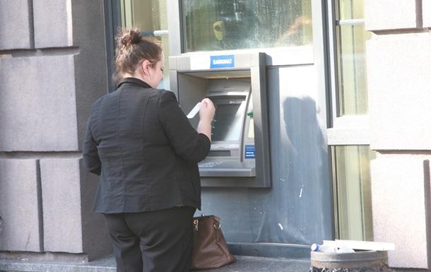 В украинских банках вырос объем депозитов