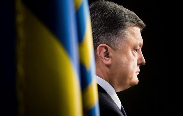 Порошенко: РФ игнорирует минские договоренности