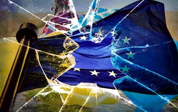 «Языковая статья» отдаляет Украину от европейских ценностей и… от членства в ЕС