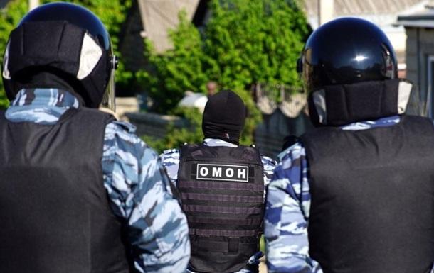 В Крыму задержали 14 крымских татар
