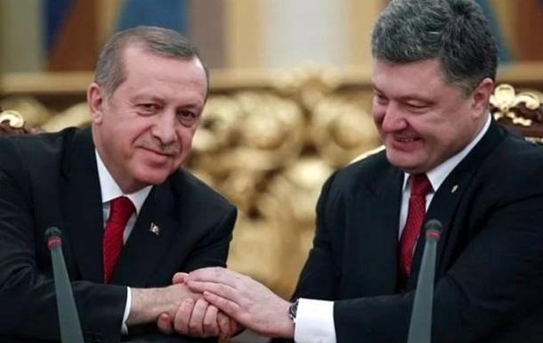 Дремлющий Эрдоган, притаившийся Дорошенко