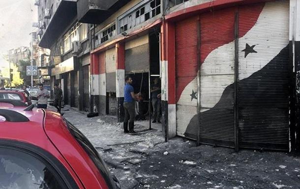 В Дамаске произошел тройной теракт: девять погибших