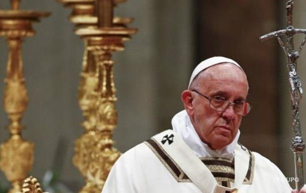Під час обіду з Папою Римським втекли двоє ув язнених