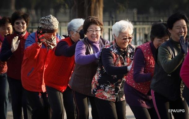 В університетах Китаю навчаються сім мільйонів літніх людей