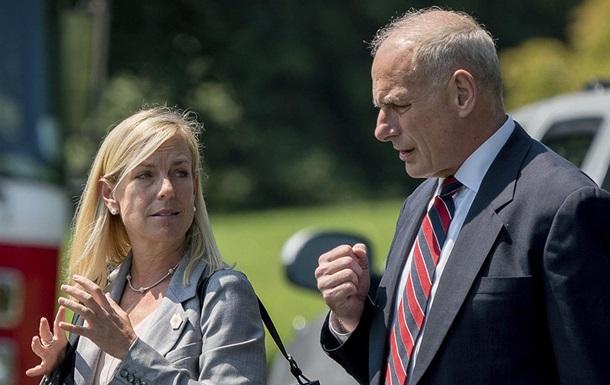 Міністерство внутрішньої безпеки США очолить жінка
