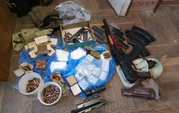 У Вінниці ліквідували підпільну майстерню з переробки зброї