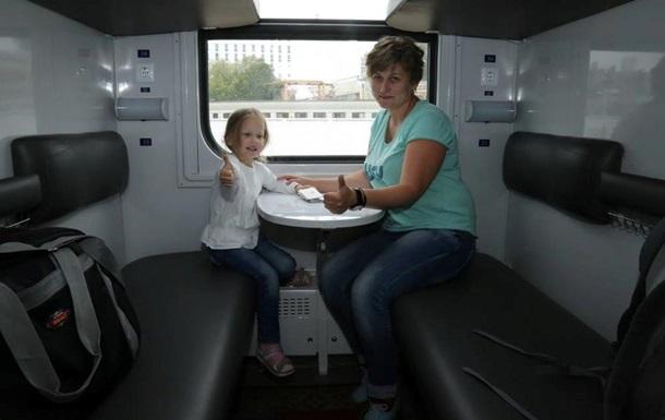 Укрзализныця будет кормить в ночных поездах
