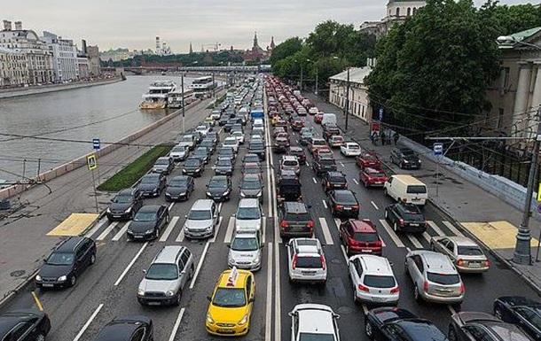 Как спасти Киев от транспортного коллапса