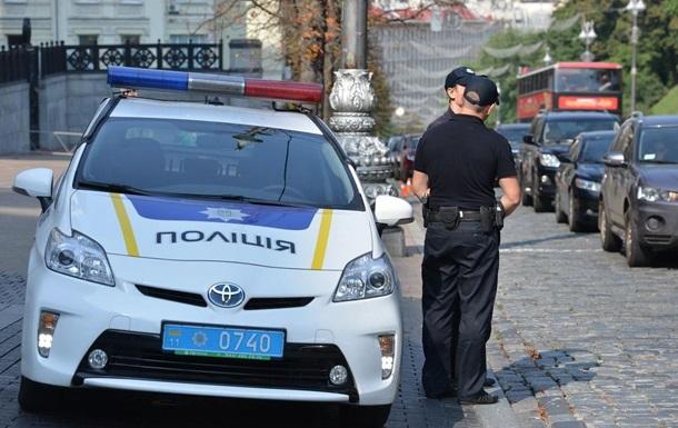 Поліція розбила 180 службових машин