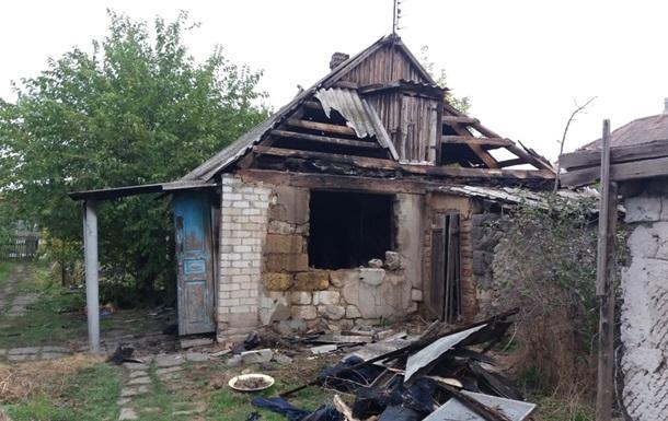 В Запорожской области при пожаре погибли два человека