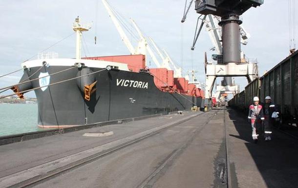 В Україну прибуло ще одне судно з вугіллям зі США