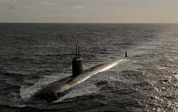 В Японское море вошла атомная подлодка США