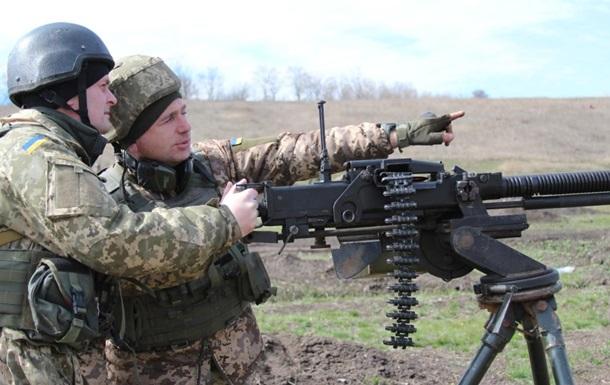 Боец ВСУ получил пулевое ранение возле Крымского