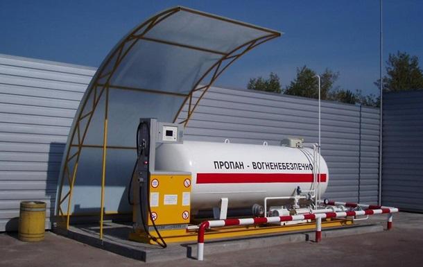 В Киевской области хотят снести 500 газовых заправок