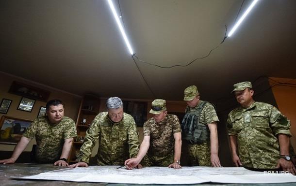 Воровство в армии. Кому Порошенко отрубит руки?