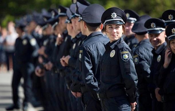 На выходных правопорядок в Украине будут охранять почти 13 тысяч силовиков
