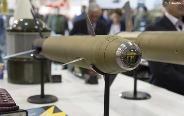 В Україні створили  розумний  снаряд Карасук