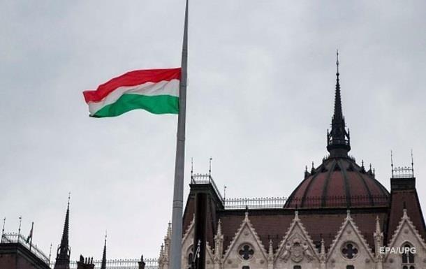 Венгры митинговали за  самоопределение  Закарпатья