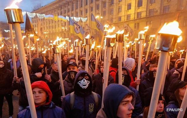 Марш у Києві завершився без серйозних подій