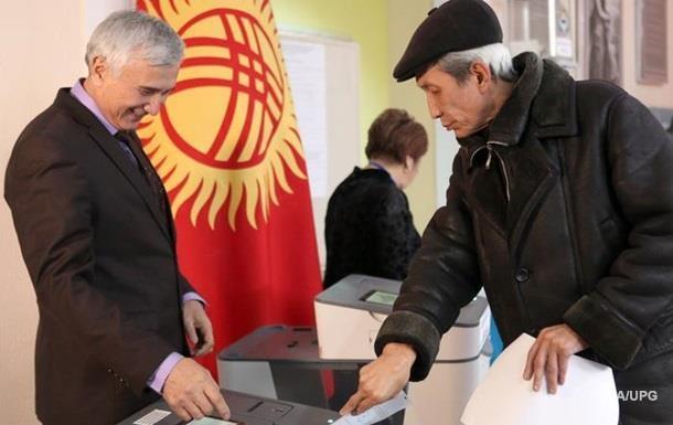 В Киргизии начались президентские выборы