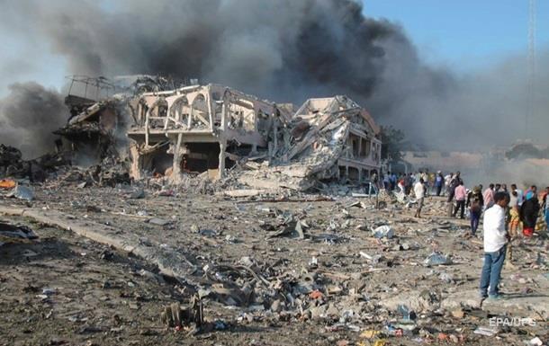 Теракт у Сомалі: кількість жертв зросла до 40