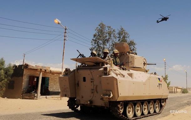 Боевики ИГ напали на египетские блокпосты