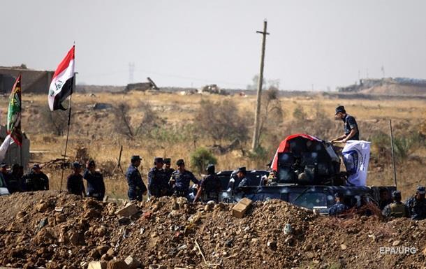 Курдистан заявив про наступ Іраку