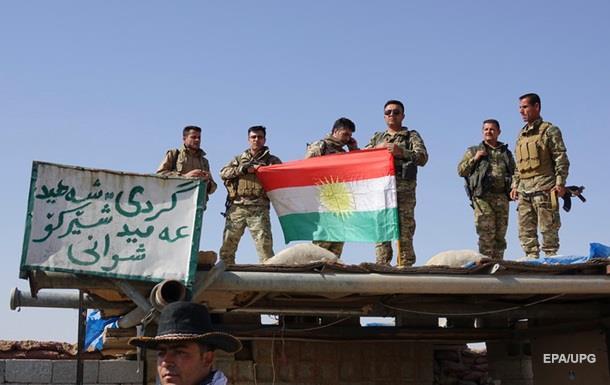 ЗМІ: Сили Іраку зіткнулися з курдським ополченням