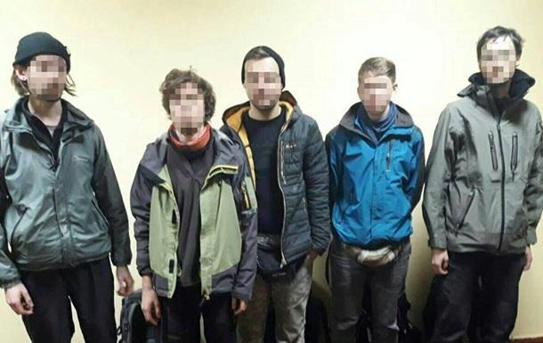 У Чорнобильській зоні затримали сталкерів з РФ
